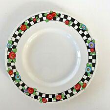 "Mary Engelbreit Sakura Home Sweet Home Replacement Piece 6"" Bread Dessert Plate"