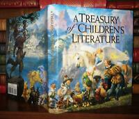 Eisen, Armand A TREASURY OF CHILDREN'S LITERATURE  1st Edition 7th Printing