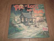 "MINERVA JAZZBAND "" PILE OF LOGS AND STONE CALLED HOME "" VINYL LP EX/EX 1985"
