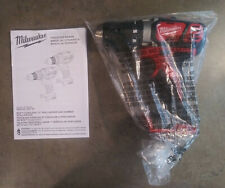 "Milwaukee 2606-20 M18 18V Compact 1/2"" Drill Driver (Bare Tool) *FREE SHIPPING*"