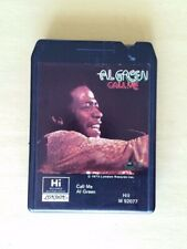AL GREEN Call Me 8 Track Tape Hi London M 92077