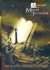 JDR RPG JEU DE ROLE / AVENTURES DANS LE MONDE INTERIEUR LIVRE DE BASE