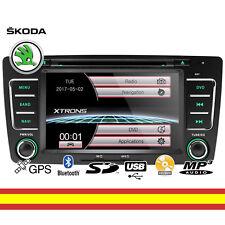 Autorradio para Volkswagen Touareg Bluetooth Gps Radio CD DVD Soporta Mirroring