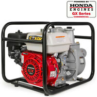 "3"" Inch Honda GX160 Gas Industrial semi Trash Portable Centrifugal Water Pump"