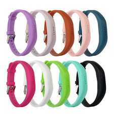 For Fitbit Flex 2 Smart Tracker!Accessory Silicone Wrist Band Strap Bangle L/S