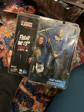 NECA Cult Classics Hall Of Fame Friday the 13th Part 2 Jason Voorhees Figure New