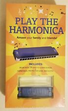 Learn to Play the Harmonica set Brand new wrapped