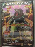 Judge Promo Foil P-035 PR Bardock, Will of Iron Dragon Ball Super Card Game