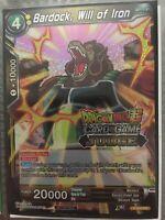 Judge Promo Foil P-035 PR Bardock, Will of Iron Dragon Ball Super Card Mint