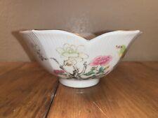 Ming Garden By Otagiri Japan Floral Bird Bowl