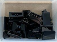 LEGO Parts - Black Slope 30 1 x 2 x 2/3 - No 85984 - QTY 35
