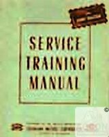 Ford 8N Tractor Advance Training Service Program Manual