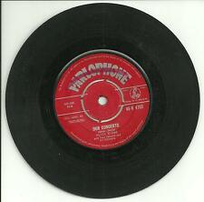 PETER WYNNE - OUR CONCERTO /YOUR LOVE - RED PARLOPHONE - 1960 60s ROCK 'N' ROLL