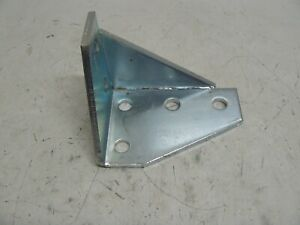 B-Line B503R Gussetted Corner Connection 6 hole zinc plated new