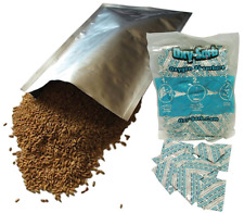 10 - 1 Gallon Mylar Bags & Oxygen Absorbers for Dried Food & Long Term Storage b