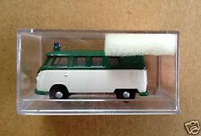 Brekina 3162 1:87 HO scale 1960's  Volkswagen Kombi Hessen Polizei