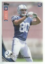 2012 Topps Kickoff #35 Coby Fleener Rookie Colts