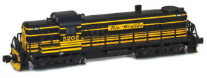 AZL 63317 Z Scale D&RGW ALCO RS-3 3 Cab Numbers Available -Ships Free