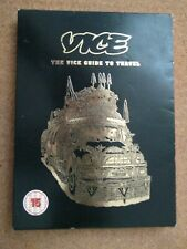 The Vice Guide To Travel 2006 DVD Region 2