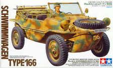 TAMIYA 1/35 Tedesco Schwimmwagen Type 166 # 35224
