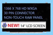 "New 14.0"" Hd Wxga Lcd Led Screen For Hp Laptop 14-Ck0065St"