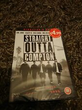 Straight Outta Compton - Director's Cut (DVD, 2016) NEW AND SEALED