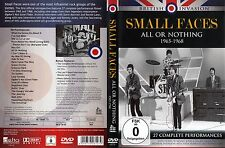 Small Faces The - DVD - All Or Nothing 1965-1968 - DVD von 2004 - Neuwertig !