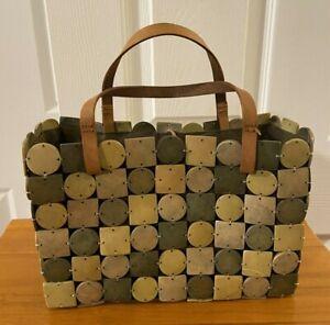 Vintage ladies made in Italy handbag