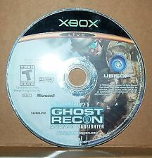 XBOX Tom Clancy's Ghost Recon: Advanced Warfighter Video Game online multiplayer