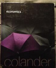 Economics, 9th Edition (The McGraw-Hill Series in Economics) by