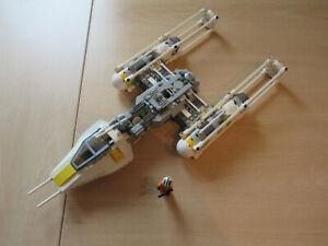 Lego Star Wars 7658 Y-wing Fighter