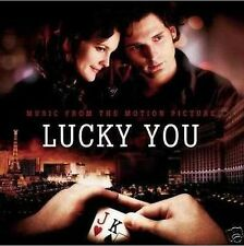 Lucky You-COLONNA SONORA-CD NUOVO-Springsteen Bob Dylan Kris Kristofferson
