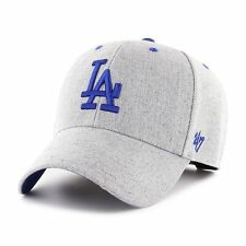 MLB Los Angeles Dodgers L.A. Cap Basecap Baseballcap MVP 47 Storm Cloud charcoal