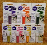 Petal Dust, Color Gum Paste,Fondant,Dusting Powder,Wilton,Edible Accents,Flowers