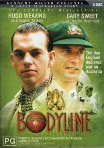 BODYLINE - Hugo Weaving, Gary Sweet - 3 DVDs like new