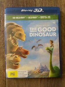 The Good Dinosaur 3D Ultra HD ( BLURAY ) X-Rental Region B