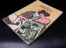 Ex Libris Museum Erotica. Giuseppe Mirabella. c1991