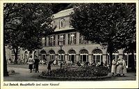 BAD BERTRICH LK Cochem-Zell alte AK Leute Menschen alte Postkarte ~1950/60