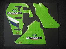 Kawasaki KX 125 KX125 1985 Rad & Tank Decals Graphics Stickers