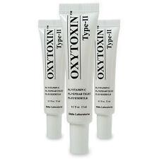 Oxytoxin Type-II 3pack - Advanced Anti-Wrinkle Cream - Wrinkles - Dark Circles