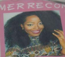 "Perpetuum Shiny Brazilian Curly Virgin Human Hair 20"" Lace Front Black Wig"