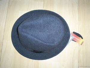Mens M&S L/XL  Stormwear  Thermowarmth Trilby  Hat  with wool  (RRP  £ 25.00 )