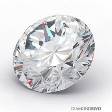 1.57 Carat I/VS1/Ex Cut Round Brilliant AGI Earth Mined Diamond 7.46x7.50x4.59mm
