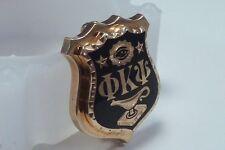 6.3 Gram 14K Gold Phi Kappa Psi Fraternity Pin