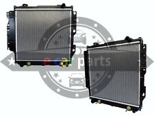 Jeep Wrangler 1996-2007 Brand New Radiator Auto, Manual