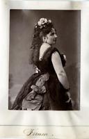 Paris, Opera, Feruca Vintage print Photoglyptie  8x12  Circa 1880