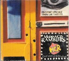 """MODENA CITY RAMBLERS - RARO CDs """" CENT'ANNI DI SOLITUDINE """""""