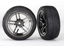 Traxxas 8373 Pneus et Jantes avant Ford GT40 / Pneus et Wheels Ford GT40 Avant