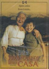 DVD - Todos Los Caminos Llevana A Casa NEW The Way Home FAST SHIPPING !