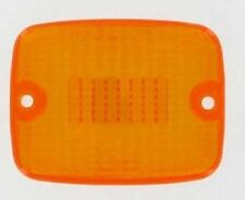 DOT Approved Turn Signal Replacement Lens K&S Technologies Amber 253070